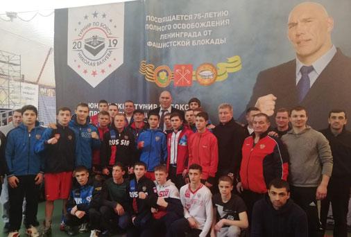 «ИНТЕРСКОЛ» спонсировал ежегодный юношеский турнир по боксу